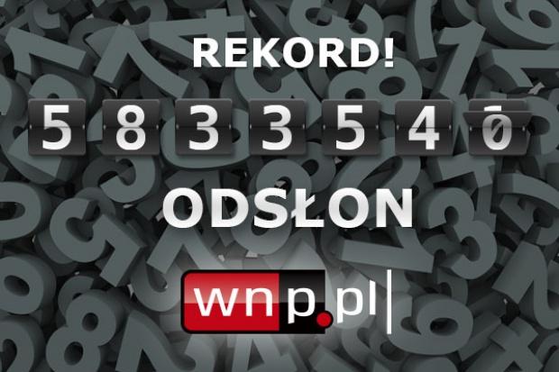 Ponad 830 tysięcy użytkowników i blisko 6 milionów odsłon - rekordowe wyniki wnp.pl w styczniu