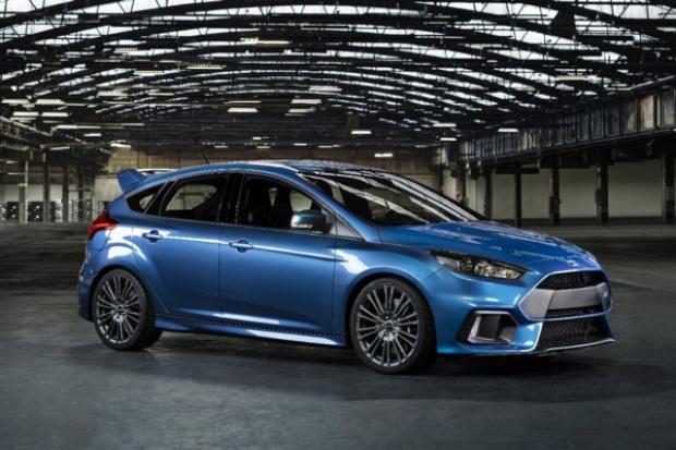 Ford prezentuje nowego Focusa RS