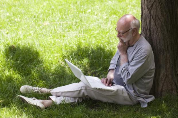 Seniorzy wchodzą w nowe technologie