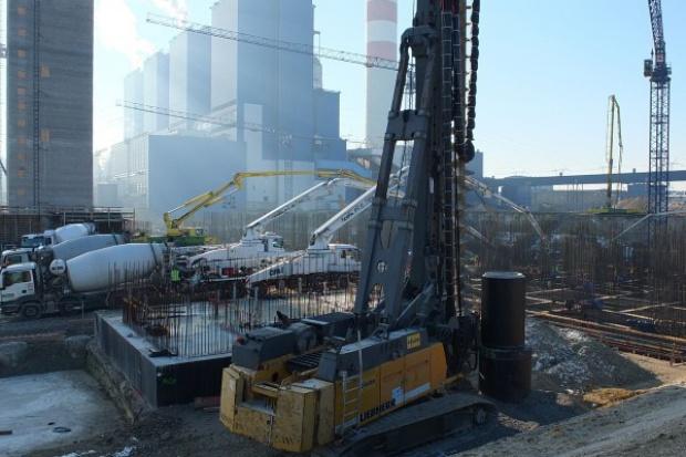 Przemysł i bloki energetyczne napędzają rynek betonu