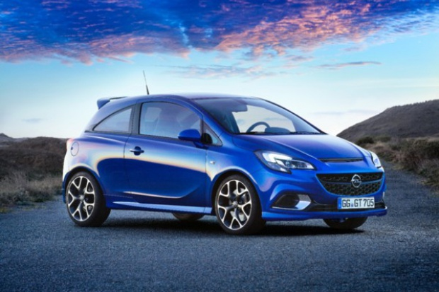 Opel Corsa OPC: piąta generacja
