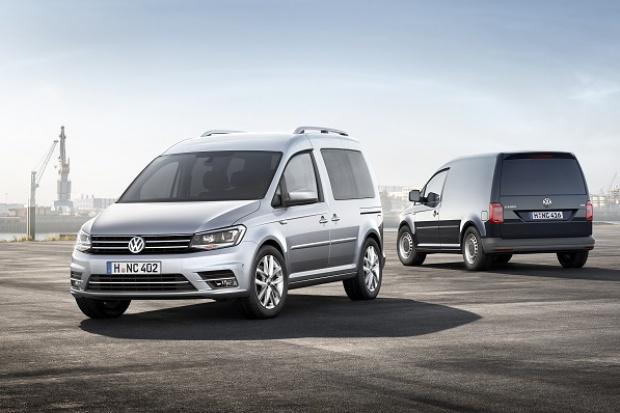 Volkswagen Caddy - polska premiera