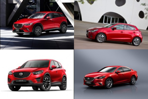 Mazda szykuje premiery