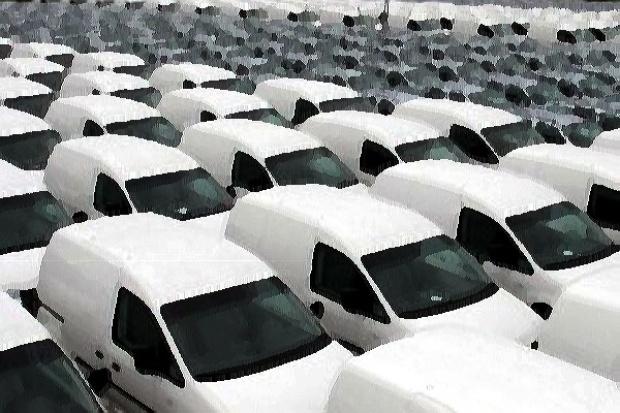 Styczniowa sprzedaż aut dostawczych bez fajerwerków