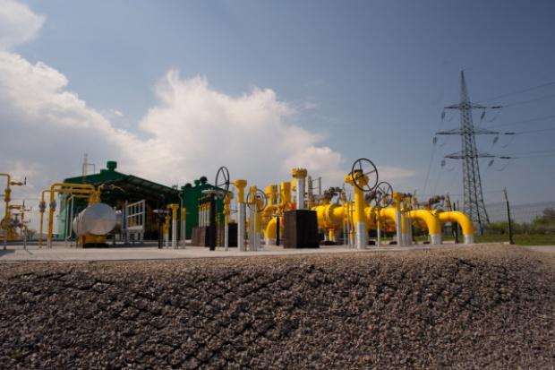 Ukraina ponownie importuje duże ilości gazu z Węgier
