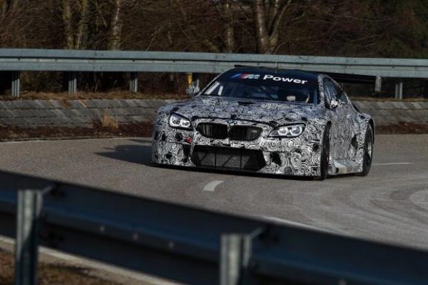 BMW M6 tylko do specjalnych zadań