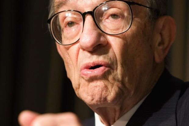 Greenspan: Grecja wyjdzie ze strefy euro