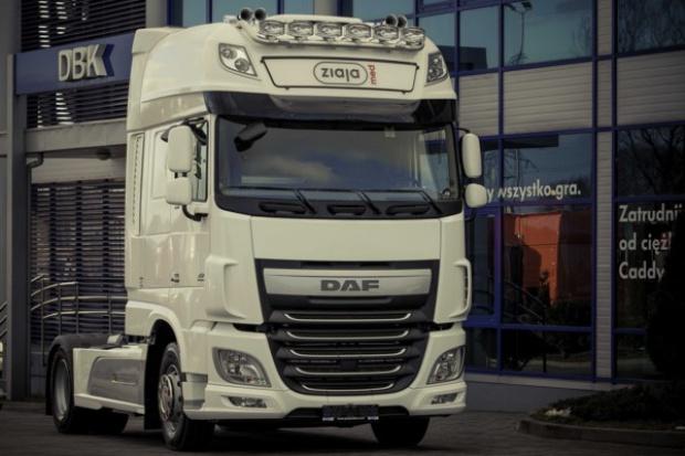 DAF: przybywa ciągników XF Euro 6