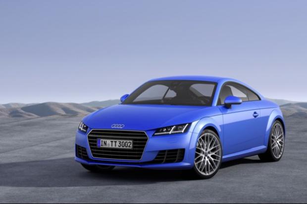 Od początku roku sprzedaż Audi w górę