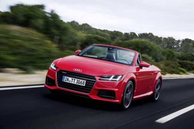 Audi TT Roadster wjechało na polski rynek