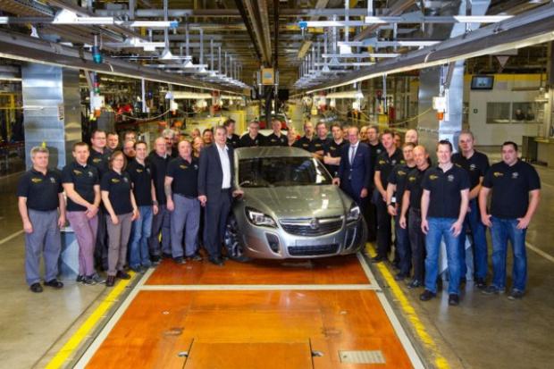Opel Insignia czyli Holden Insignia