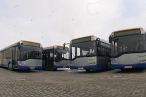 Polskie autobusy zasilane LNG zostały zaprezentowane na Słowacji