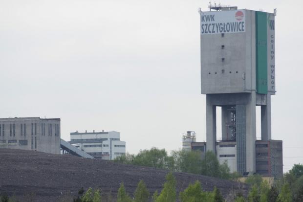 JSW: akcja pożarowa w Szczygłowicach
