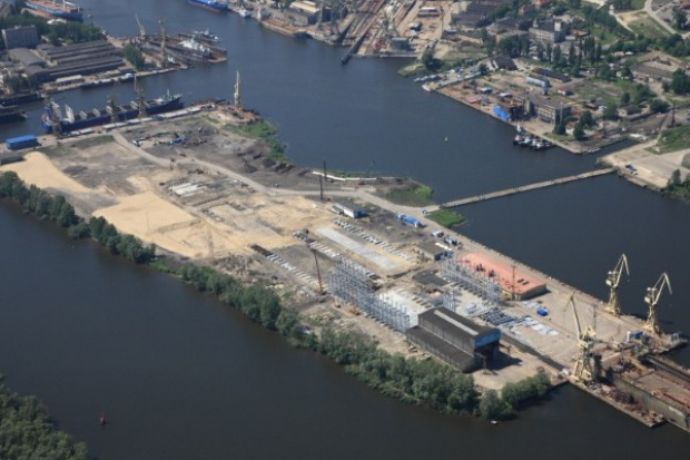 Bilfinger wychodzi z offshore i chce sprzedać fabrykę w Szczecinie