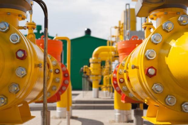 Gaz-System: przez Hermanowice znów płynie gaz na Ukrainę