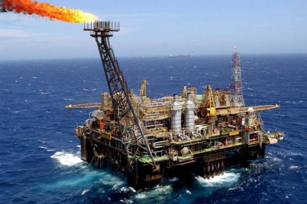 Wybuch na brazylijskiej platformie naftowej