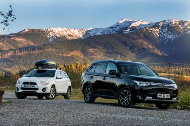 Mocny początek roku Mitsubishi w Polsce