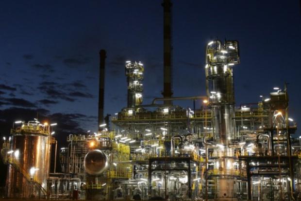 Historyczna marża rafineryjna Grupy Lotos