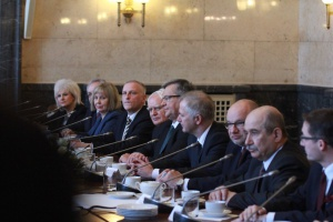Śląskie: samorządowcy przedstawili prezydentowi swe problemy