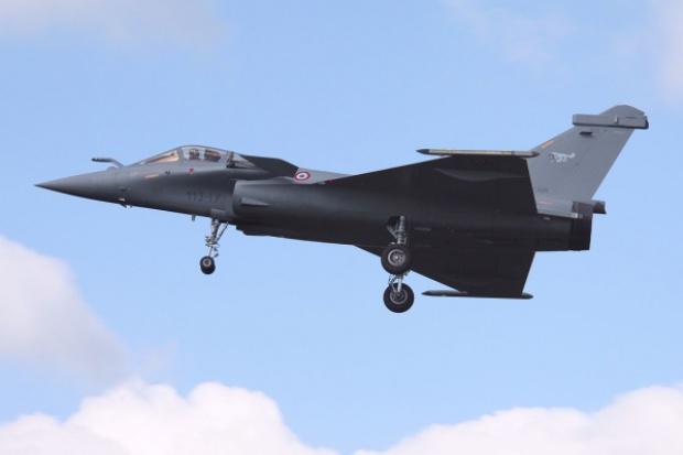 Francja podpisze w poniedziałek z Egiptem umowę na dostawę myśliwców