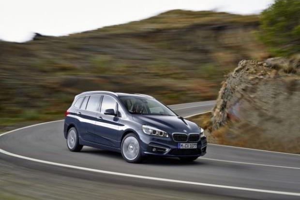 """BMW: nowa """"rodzina"""" dla.... rodziny"""