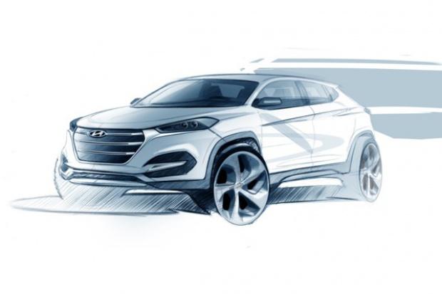 Hyundai: pierwsze spojrzenie na  nowego Tucsona