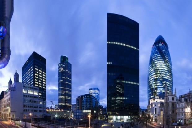 """Powstanie chińskie """"City"""" w Londynie"""