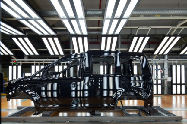 Kolejny podwykonawca na budowie fabryki Volkswagena