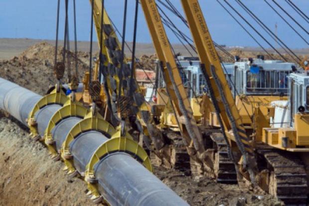Gazprom kupi rury tylko od rosyjskich producentów