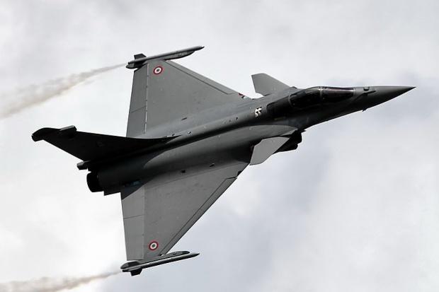 Egipt kupuje francuskie myśliwce Rafale