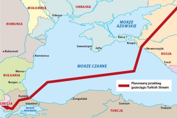 """Rosja nagrodzi Węgry, zarobią przy budowie """"tureckiego potoku"""""""