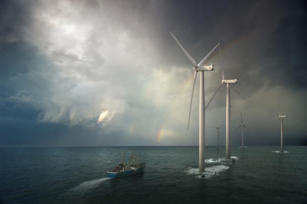 Powstanie największa na świecie morska farma wiatrowa