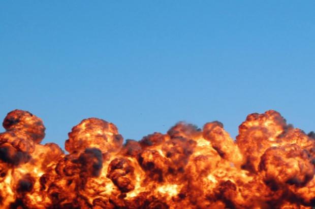 Rośnie liczba zabitych w eksplozji na platformie gazowej