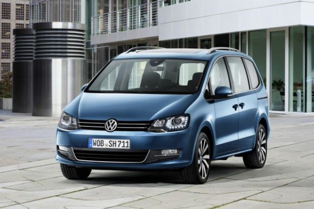 Volkswagen pokaże nowego Sharana