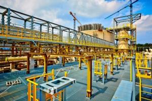 W budowie rynku gazu widać pewien postęp