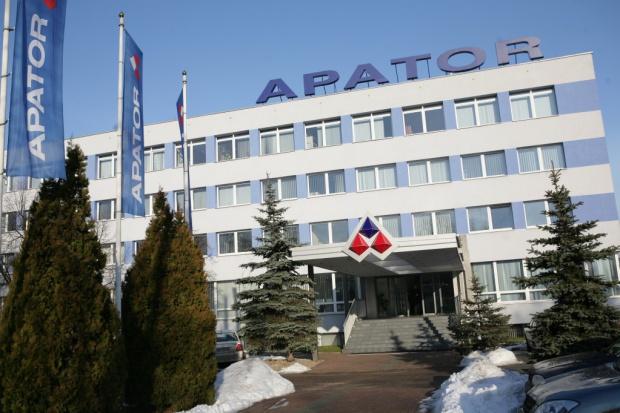 Duża poprawa wyników finansowych Apatora