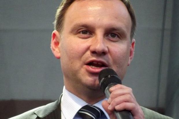 Andrzej Duda: węgiel jest i powinien pozostać naszym podstawowym surowcem