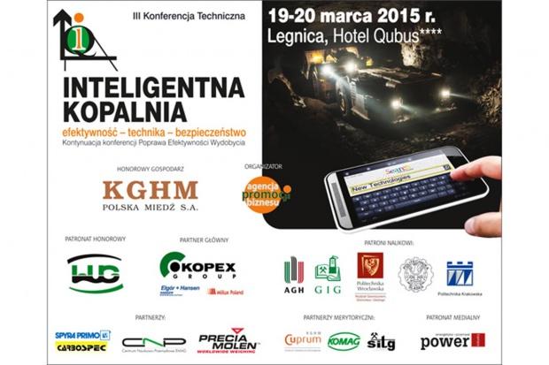 INTELIGENTNA KOPALNIA - Konferencja dla specjalistów