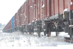 Pociąg do akwizycji w PKP Cargo
