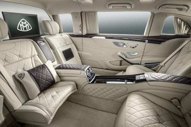 Mercedes-Maybach Pullman: tylko dla wybranych