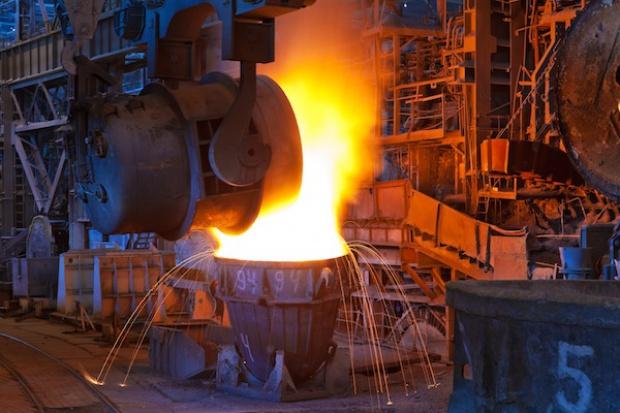 Worldsteel: produkcja stali spadła o blisko 3 procent