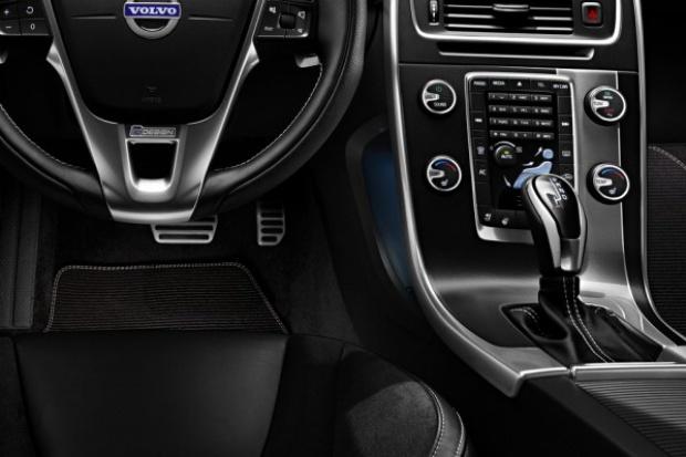 Drobna wpadka Volvo