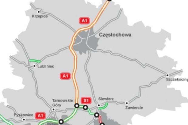 Wybrano inżynierów kontraktu na A1 Pyrzowice - Częstochowa