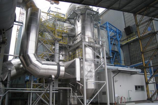 W EC Białystok oddano instalację odzysku ciepła ze spalin