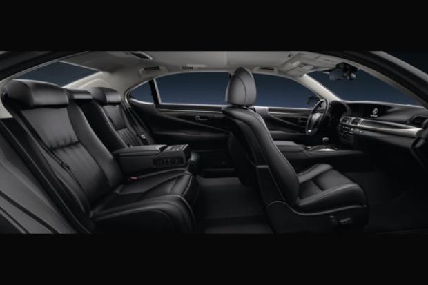 Klimat wnętrza Lexusa: dla każdego coś ekstra