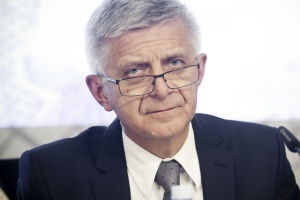 Belka: decyzja o przyjęciu euro może być konsekwencją kryzysu