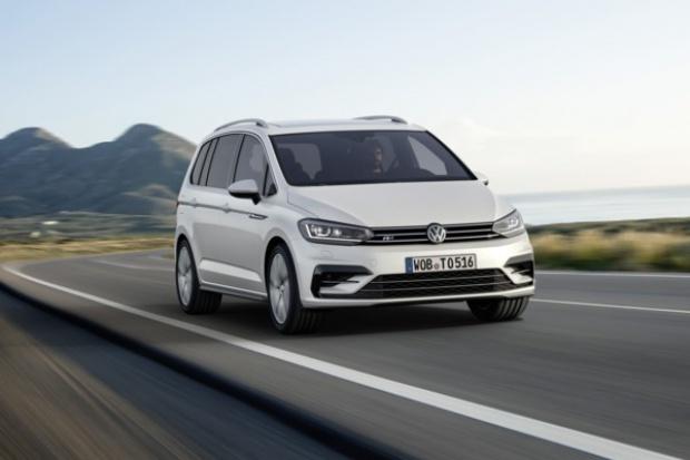 Volkswagen odświeżył Tourana