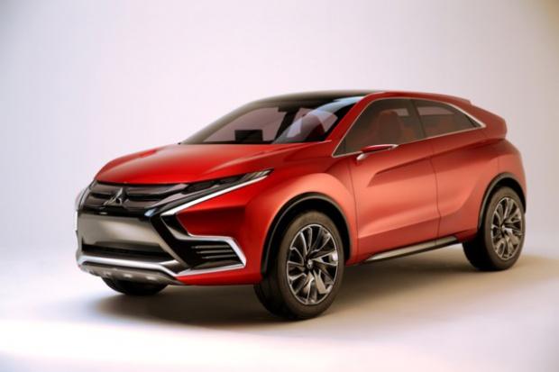 Nowa koncepcja Mitsubishi