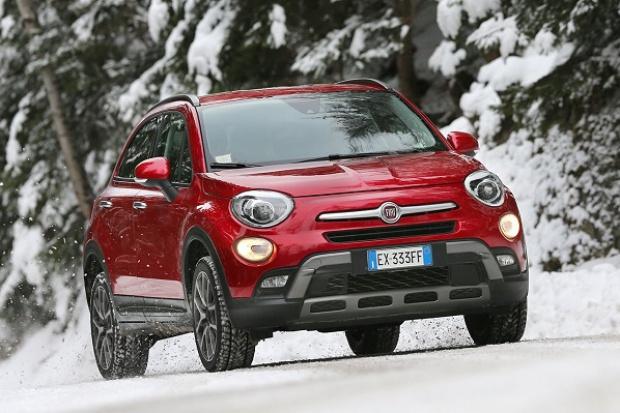 Fiat w Genewie stawia na 500
