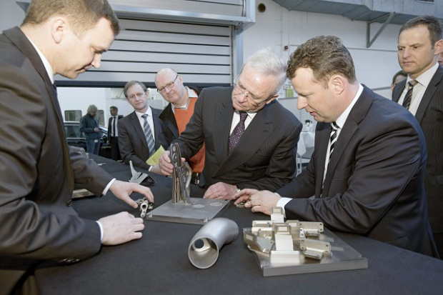 Druk 3D w fabryce Volkswagena